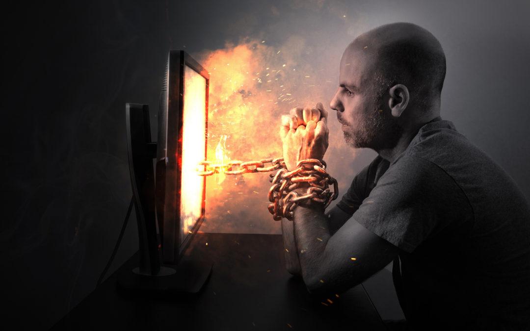 Internet jak narkotyk